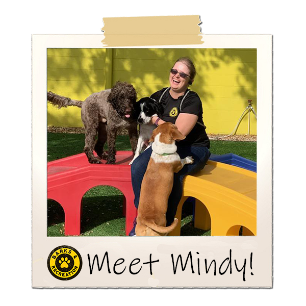 Meet Mindy - Barks and Recreation
